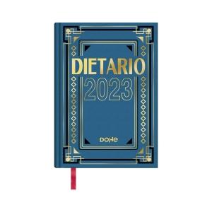 Dietario Dohe Geltex - día página - 1/4 150 x 210 mm - castellano