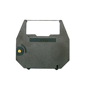 Cinta para máquina de escribir compatible para Nakajima AX-200 Grupo 186C- negro