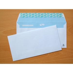 Caja 500 sobres blancos LYRECO papel offset de 115 x 225 mm
