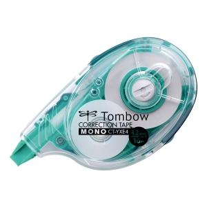 Cinta correctora de aplicación lateral recargable TOMBOW de 4,2 mm