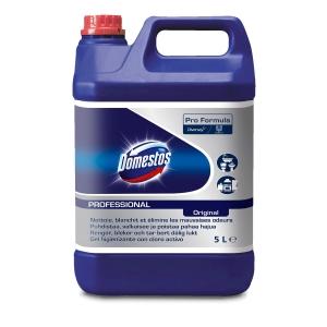 Gel higienizante para baños DOMESTOS Professional 5 litros