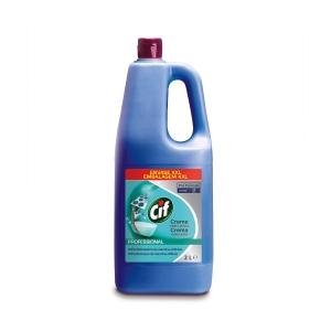 Limpiador en crema CIF con lejía 2 litros