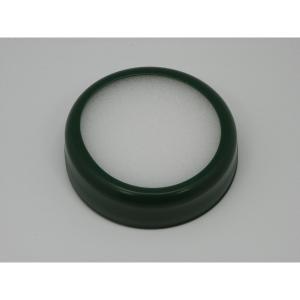 Humector 80mm con base de caucho y esponja.