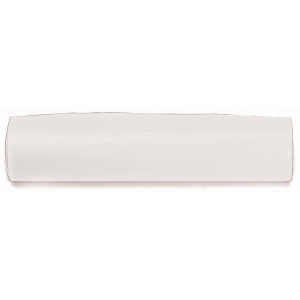 Rollo de 15 bolsas de basura de 30 litros 550x600mm color blanco