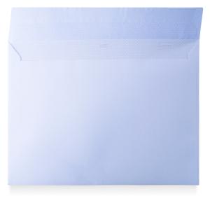 Caja de 250 sobres cuartilla - 176 x 231 mm - banda adhesiva