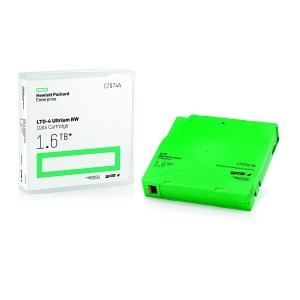 Cinta LTO4 HP Ultrium 800Gb/1,6Tb C7974A