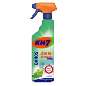 Limpiador con vaporizador ZAS! Baños de 750ml