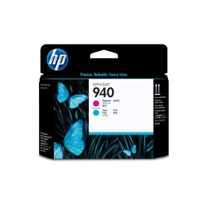 Cabezal de tinta HP 940 magenta/cian C4901A para OfficeJet Pro8000/8500