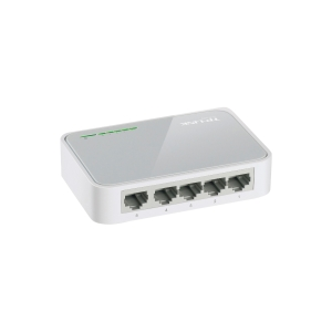 Conmutador Fast Ethernet de 5 puertos RJ45