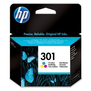Cartucho de tinta HP 301 tricolor CH562EE para DeskJet 1050/2050