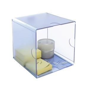Módulo de organización  cubo sin separadores  azul