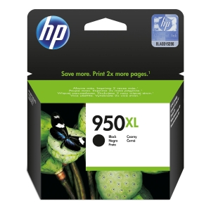 Cartucho de tinta HP 950XL negro CN045AE para Pro 8100/8600/+