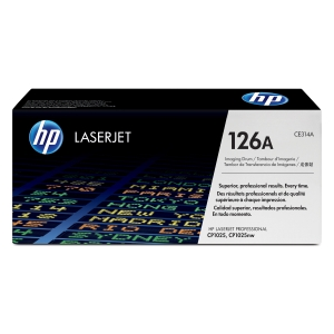 Tambor láser HP 126A negro CE314A para LJ color CP1025/100 M175