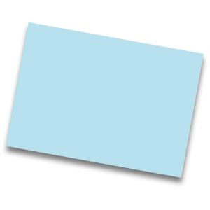Pack de 50 cartulinas IRIS de 185 g/m2 A4 color azul