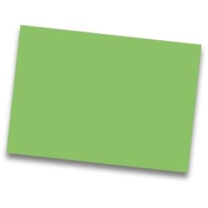 Pack de 50 cartulinas IRIS de 185 g/m2 A4 color verde