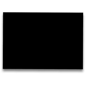 Pack de 50 cartulinas IRIS de 185 g/m2 A4 color negro