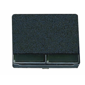 Pack de 2 almohadillas REINER B6K color negra