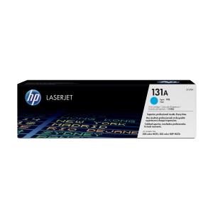 Tóner láser HP 131A cian CF211A para LaserJet color 200 M251 Series