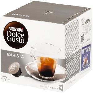 Pack de 16 capsulas DOLCEGUSTO BARISTA