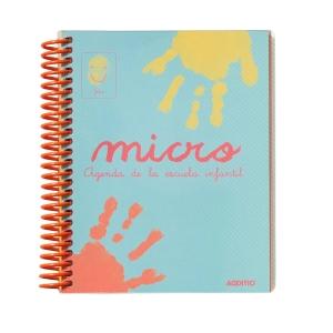 Agenda ADDITIO preescolar Micro día página castellano