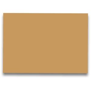 Pack de 50 cartulinas IRIS A4 185g/m2 color marrón
