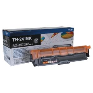Tóner láser BROTHER negro TN-241BK para HL3140CW/DCP9020CDW/DCP9140CDN/MFC9330..