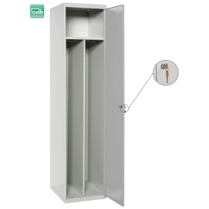 Taquilla SIMONRACK 2 compartimento 1 puerta adicional 400