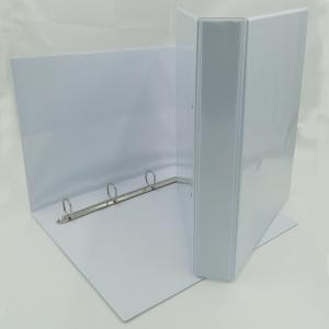 Caperta personalizable Lyreco A4 2 anillas de  40mm blanco