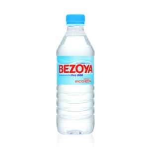 Pack de 24 botellas de agua Bezoya - 0,50 cl