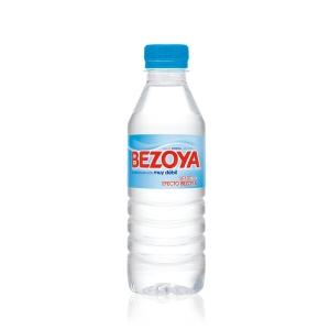 Pack de 35 botellas de 0,33L de agua BEZOYA