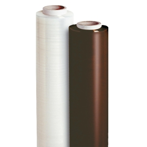 Rollo film manual extensible con mandril - 500 mm x 120 m - 15 μ - transparente