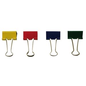 Pack de 12 palas abatibles 25mm colores surtidos
