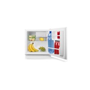 Refrigerador compacto TRISTAR de 45L capacidad de color blanco