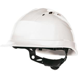Casco de seguridad DELTAPLUS Quartz Up IV blanco ventilado