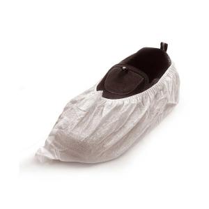 Caja de 100 cubrezapatos desechables OHP polipropileno color blanco