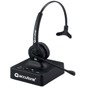 Auricular inalámbrico ACCUTONE W980 para teléfono fijo y ordenador