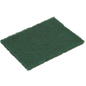 Pack de 10 estropajos verdes VILEDA abrasión intermedia 230x150mm
