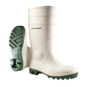 Botas de agua DUNLOP Protomastor SB color blanco talla 43