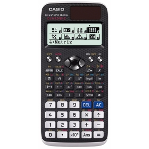 Calculadora científica CASIO FX-991SPX de 10 dígitos