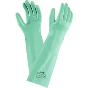 Par de guantes químicos Ansell Solvex 37-185 - nitrilo - talla 9