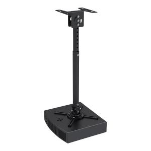Soporte de techo NEWSTAR Beamer-C100 color negro