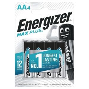 Pack de 4 pilas ENERGIZER EcoAdvanced alcalina de 1,5V equivalencia LR6/E91/AA