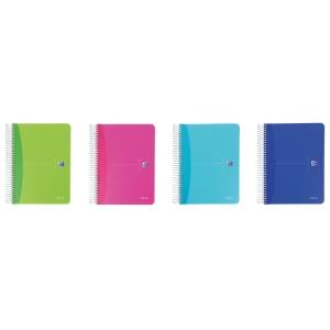 Agenda Oxford My colours - día página - 150 x 210 mm - colores surtidos