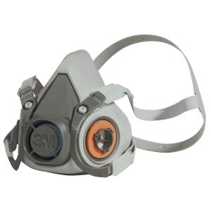 Media máscara reutilizable 3M 6300. Talla L