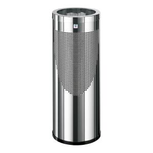 Papelera metálica P73 CILINDRO Dimensiones: 66x25,5cm