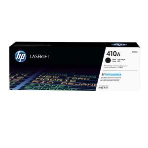 Tóner láser HP Laserjet Pro 410A CF410A negro