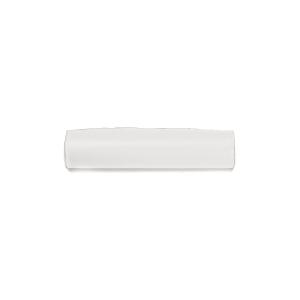 Rollo de 20 bolsas de basura de 60 litros 700x800mm color blanco