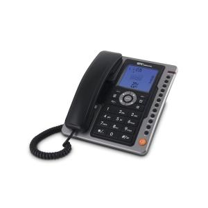 Teléfono analógico TELECOM SPC3604N color negro