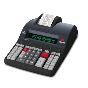 Calculadora impresora OLIVETTI LOGOS 914T térmica