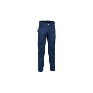 Pantalón multibolsillos COFRA Drill color azul marino talla 44